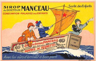 adv003070 - Advertising Postcard - Old Vintage Antique