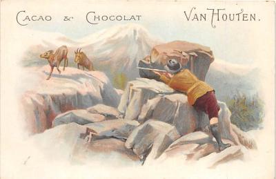 Cacao & Chocolat Van Houten