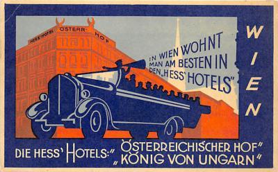 adv003096 - Advertising Postcard - Old Vintage Antique