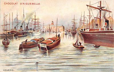adv003112 - Advertising Postcard - Old Vintage Antique
