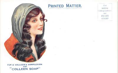 adv003118 - Advertising Postcard - Old Vintage Antique