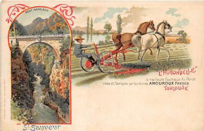 St Sauveur Pont Napoleon