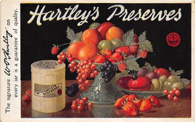 HaHartleys Preserves