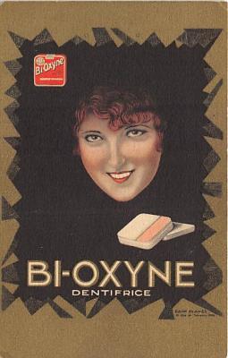 Bi Oxyne Dentifrice