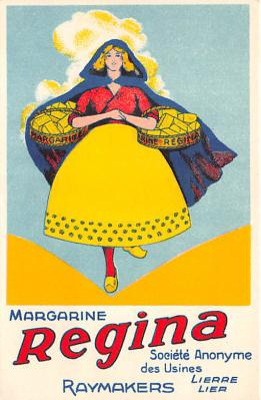 adv003166 - Advertising Postcard - Old Vintage Antique