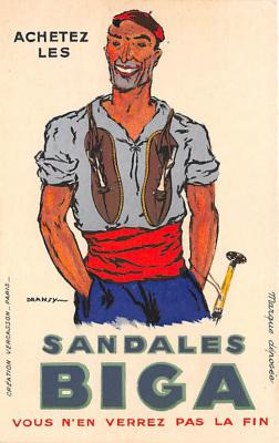 Sandales Biga