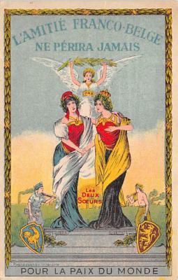 adv003201 - Advertising Postcard - Old Vintage Antique