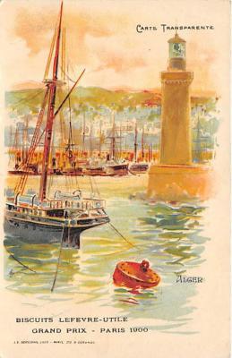 adv003243 - Advertising Postcard - Old Vintage Antique