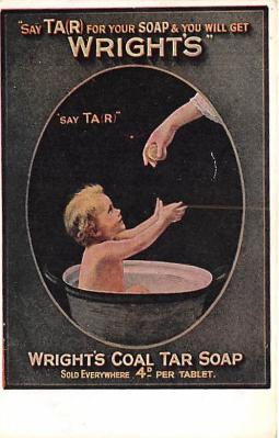 Say Tar Soap Wrights Coal Tar Soap