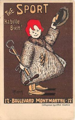 adv003267 - Advertising Postcard - Old Vintage Antique