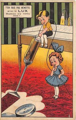 adv003270 - Advertising Postcard - Old Vintage Antique