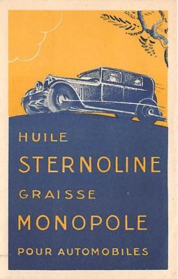 Huile Sternoline Graisse Monopole Pour Automobiles