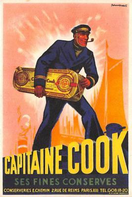 Capitaine Cook