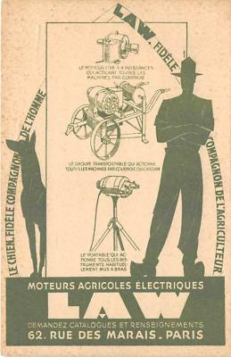Moteurs Agricoles Electriwues Law