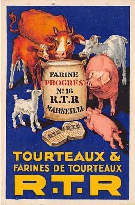 Tourteaux & Farines de Tourteaeux RTR