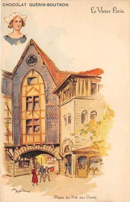 adv003305 - Advertising Postcard - Old Vintage Antique