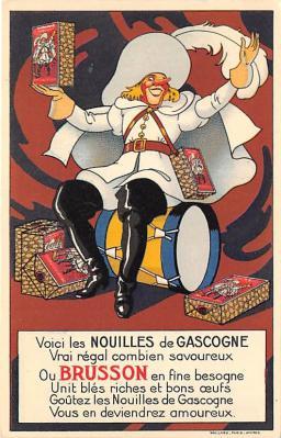 Nouilles de Gascogne