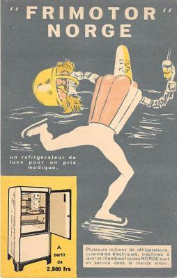 adv003326 - Advertising Postcard - Old Vintage Antique