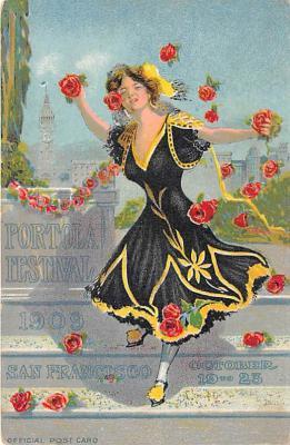 Portola Frestival 1909