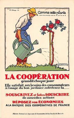 La Cooperation Grandit Chaque Jour