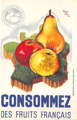 Consommez des fruits Francais