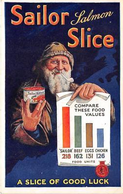 Sailor Salmon Slice
