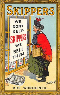 Skippers Recipe Book