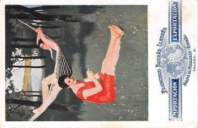 adv003424 - Advertising Postcard - Old Vintage Antique