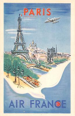 adv004011 - Advertising Post Card