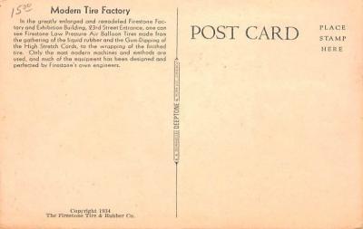 adv006025 - Advertising Post Card  back