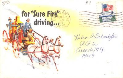 adv006035 - Advertising Post Card  back