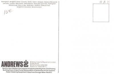 adv006043 - Advertising Post Card  back