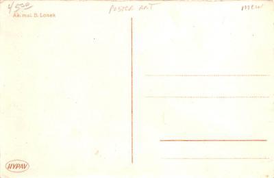 adv006057 - Advertising Post Card  back