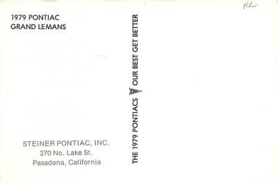 adv006171 - Advertising Post Card  back