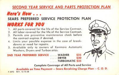 adv006181 - Advertising Post Card