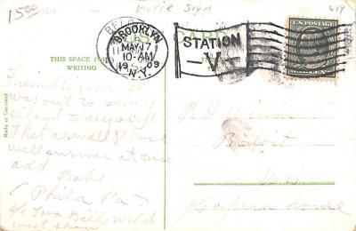 adv008027 - Advertising Post Card  back
