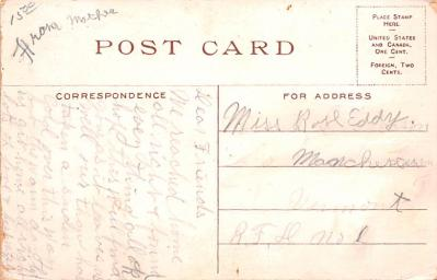 adv009019 - Advertising Post Card  back