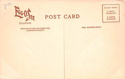 adv011035 - Advertising Post Card  back