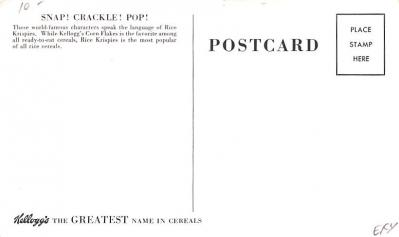 adv011037 - Advertising Post Card  back