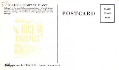 adv011061 - Advertising Post Card  back