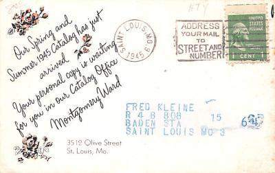 adv012081 - Advertising Post Card  back
