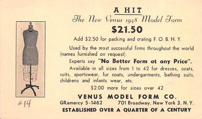 adv012117 - Advertising Post Card