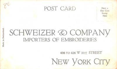 adv012267 - Advertising Post Card  back