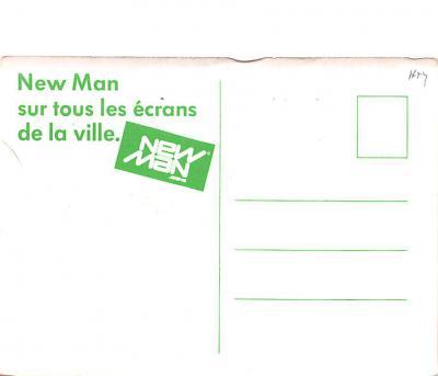 adv012311 - Advertising Post Card  back