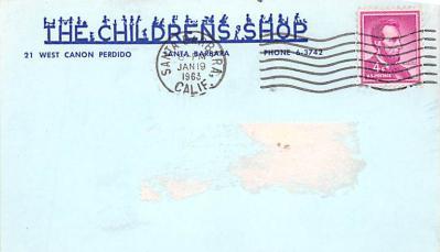 adv012339 - Advertising Post Card  back
