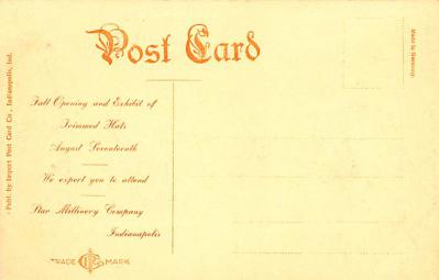 adv012441 - Advertising Post Card  back