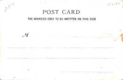 adv013017 - Advertising Post Card  back