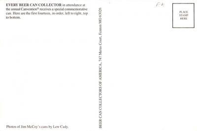 adv015035 - Advertising Post Card  back