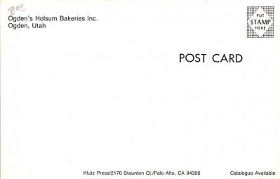 adv017041 - Advertising Post Card  back
