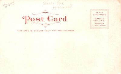 adv017121 - Advertising Post Card  back